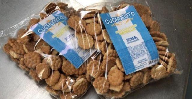 """Ya se venden las galletitas """"Cuchuflito"""" en los supermercados y kioscos"""