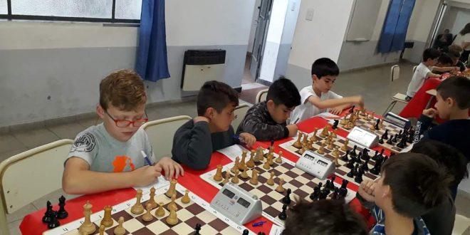 Ajedrez: Torneo Grand Prix