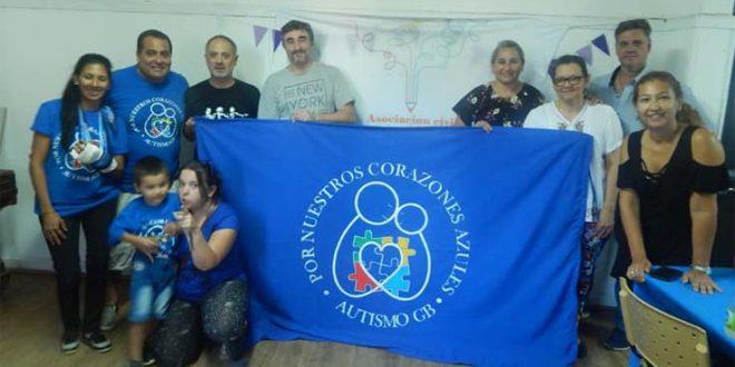 Baigorria: Por Nuestros Corazones Azules se presentó formalmente