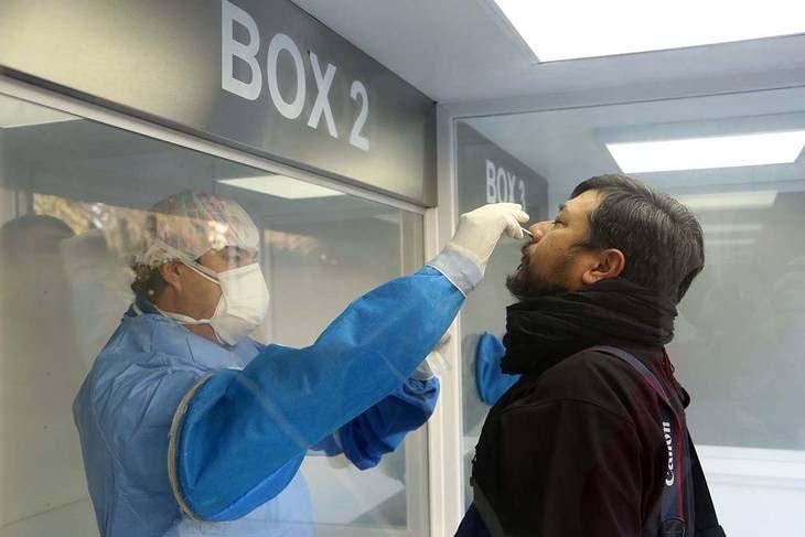 Spray nasal desarrollado por investigadores del Conicet