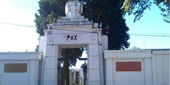 Baigorria: Reabre el Cementerio local