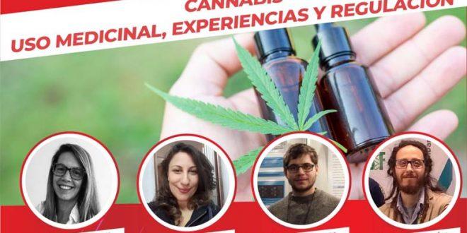 Charlas: Cannabis… Uso medicinal, experiencias y regulación
