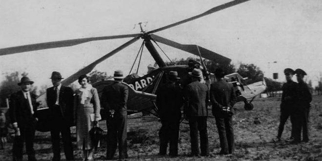 Revista: Círculo de Aviación Paganini