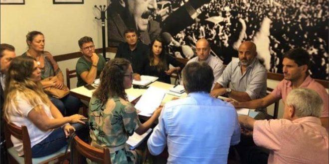 Santa Fe: Escándalo en Fiscalía. UCR provincial también reclama suspensión preventiva