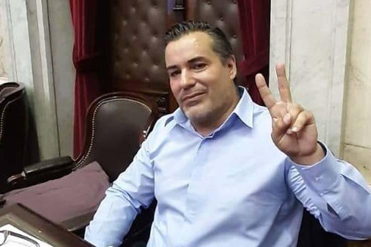 """El ex diputado Juan Emilio Ameri, más comocido como el """"Diputeta"""",  podría ir a prisión."""