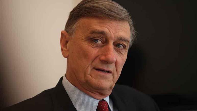 Binner Doctor Honoris Causa post mortem