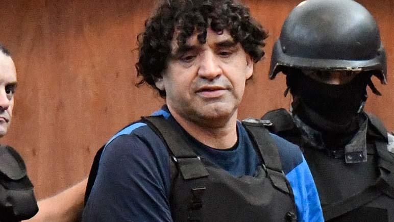 «El Viejo» Cantero fue dejado en libertad y deberá conseguir trabajo