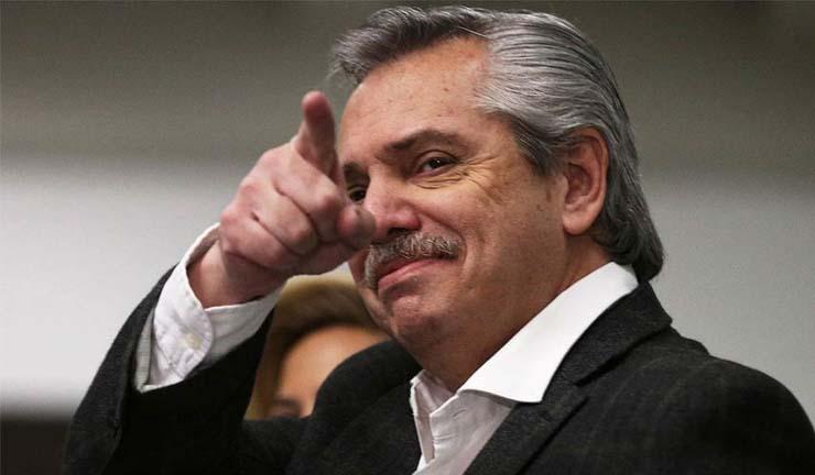 Alberto al Gobierno, Fernández al poder