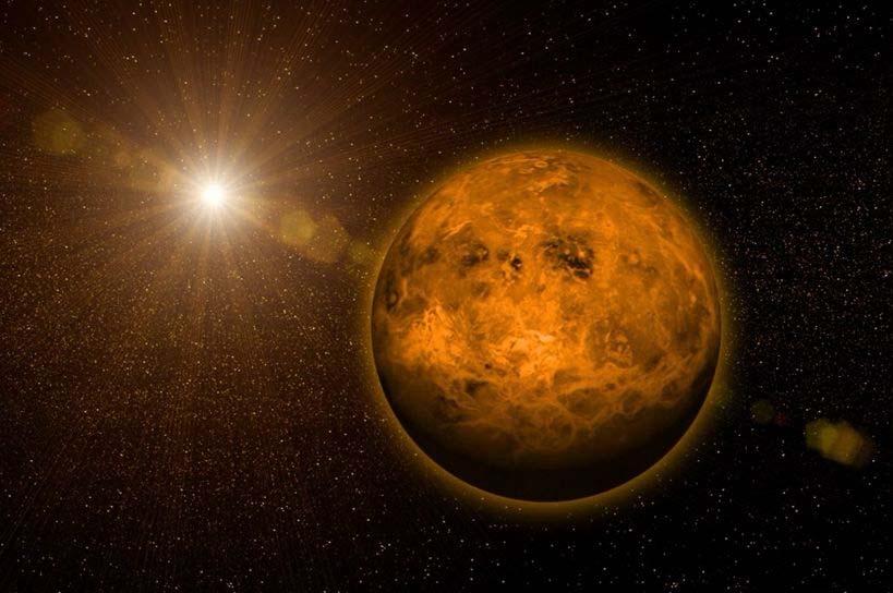 ¿Hay vida en Venus?
