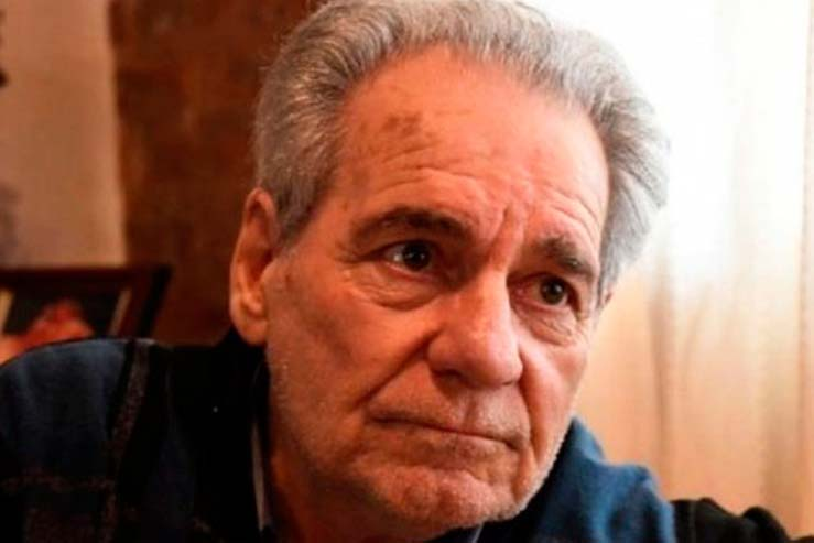 Falleció el entrañable actor Hugo Arana