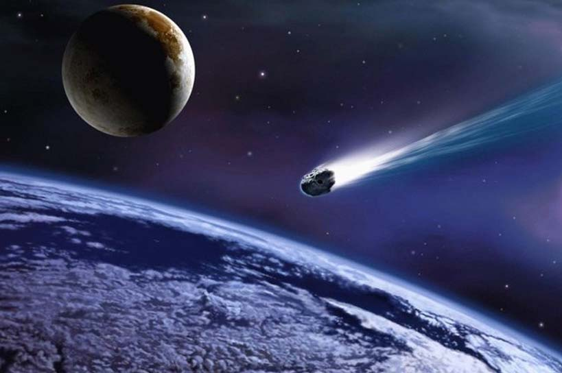 Esperan que un asteroide impacte contra la atmósfera el 2 de noviembre