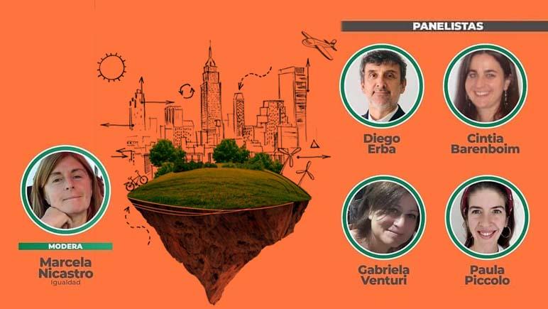 """Conversatorio virtual: """"Acceso al suelo y al hábitat"""""""