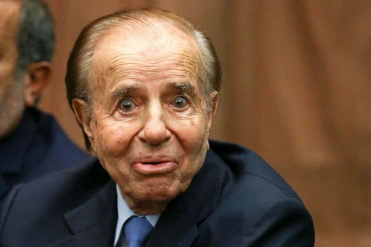 Murio el ex presidente Carlos Menem