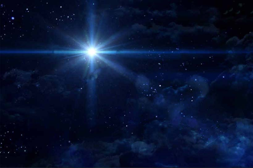 Después de casi 800 años se podrá ver la Estrella de Belén