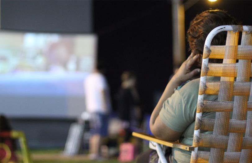 Entretenimiento: Dos nuevas propuestas de Cine al Aire libre