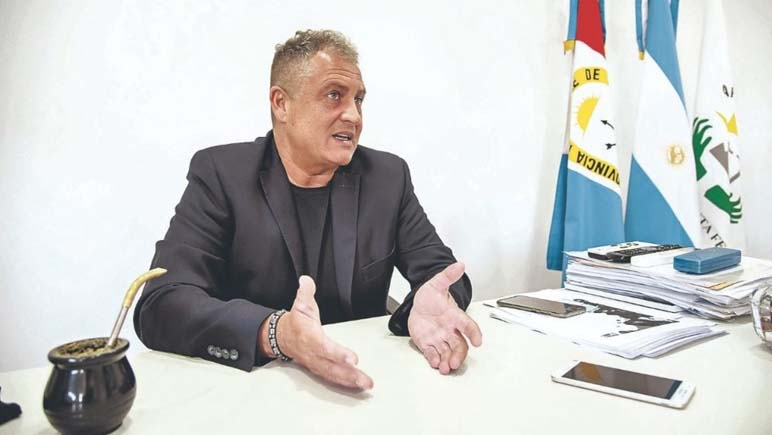 Piden que el Concejo bermudense interpele al intendente Cinalli