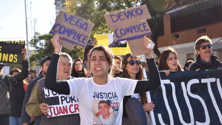 Caso Juanito Vitali: Intentaron hacer pasar un asesinato por un accidente