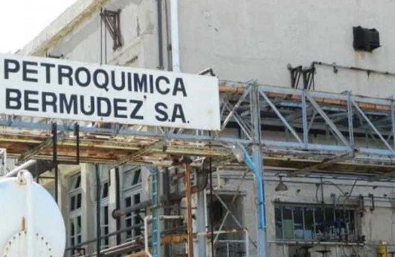 Petroquímica Bermúdez: se reabre la causa por contaminación