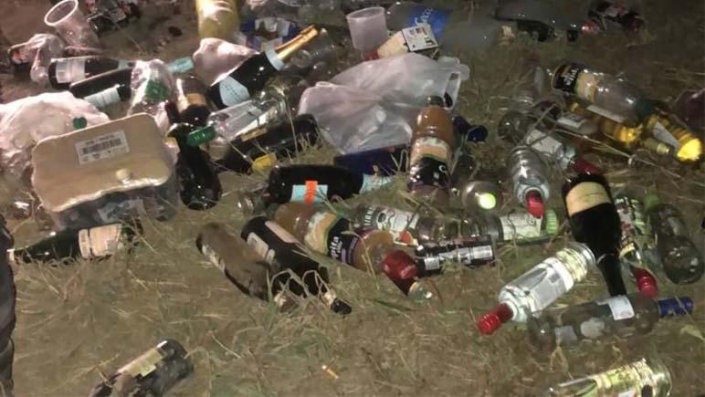 Zavalla: 170 detenidos en fiesta clandestina