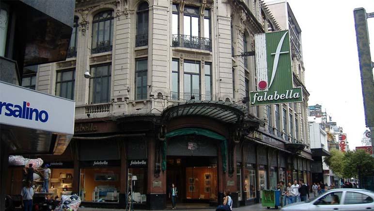 El cierre de Falabella