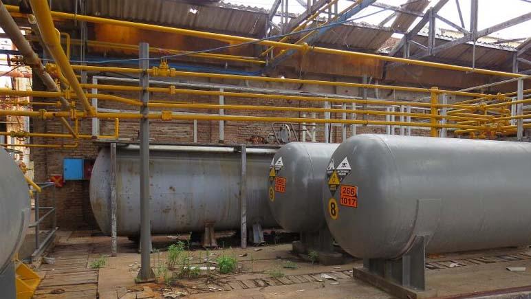 Causa de Daño Ambiental producido por Petroquímica Bermúdez S.A.