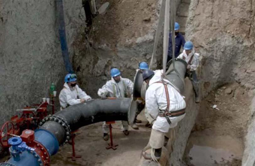 Este sábado 8 de mayo se impterrumpirá el suministro de agua potable en Bermúdez y Baigorria.