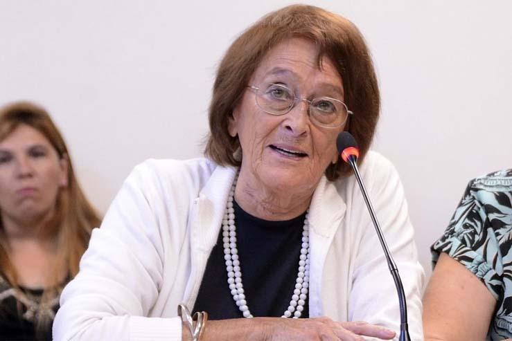 Falleció Alcira Argumedo a los 80 años, víctima de un cáncer de pulmón