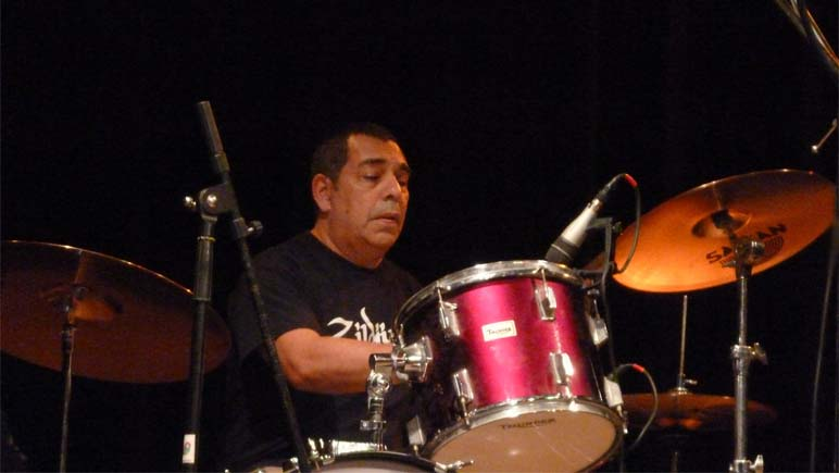 """Falleció el percusionista Miguel """"Coco"""" Contreras"""