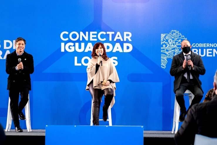 """CFK: """"El acuerdo con el FMI no debe someter al pueblo al hambre"""""""
