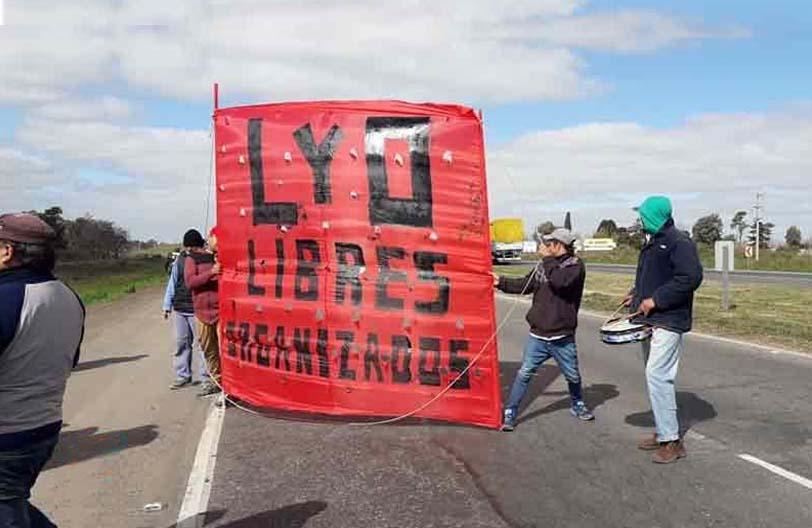 Libres  y Organizados se moviliza el miércoles por la mañana
