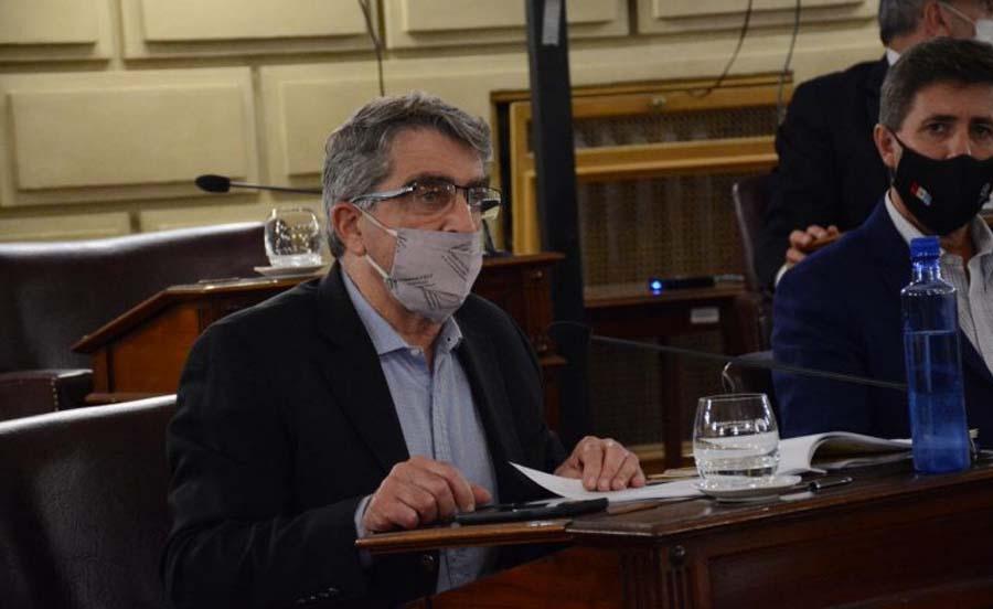 """Para el abogado de Traferri, """"el fallo de Mascali es más unitario que la Constitución de Rivadavia"""""""
