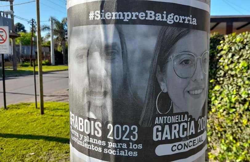 La campaña sucia ya se largó en Baigorria