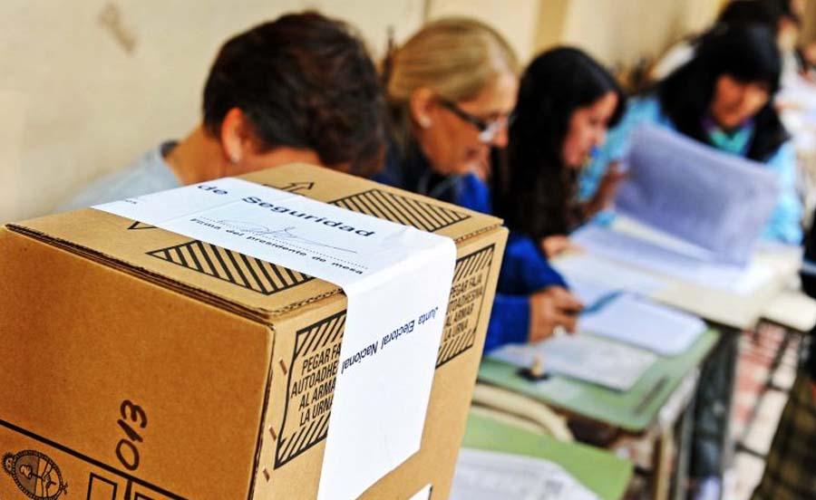 La mitad de las autoridades de mesa designadas para estas elecciones rechazó la convocatoria