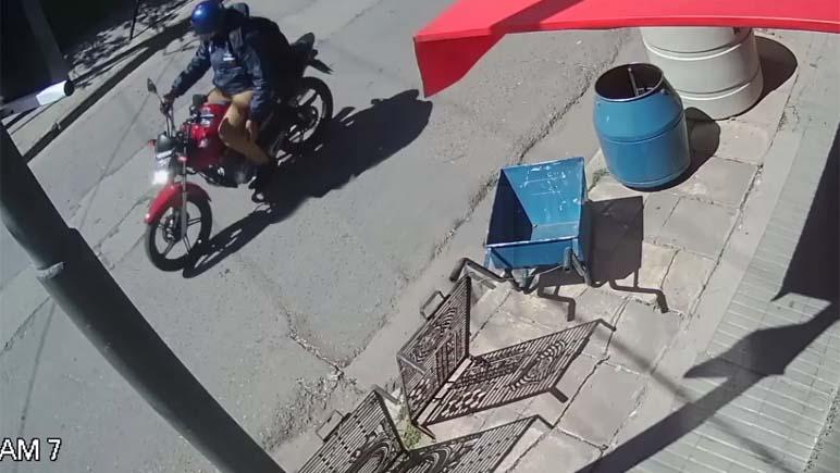 Manolargas en las calles de Bermúdez
