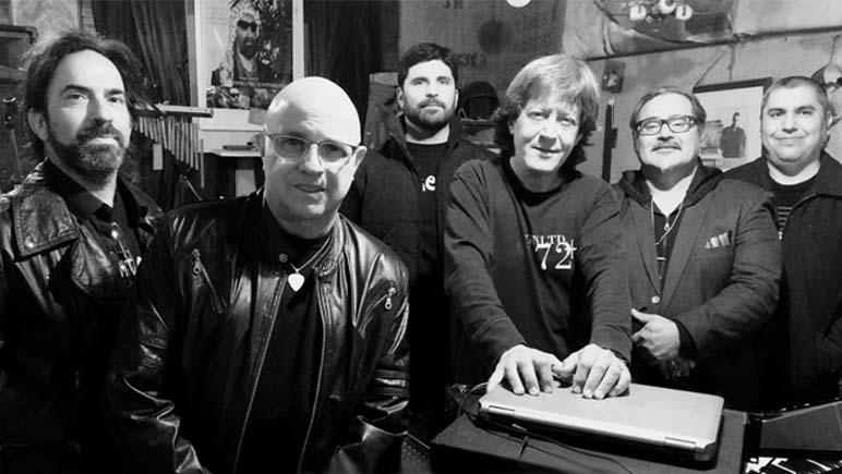 La legendaria banda Pablo el enterrador, se presenta mañana 3 de setiembre vía Streaming