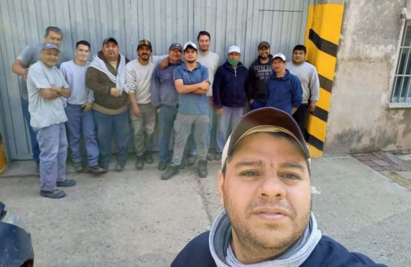 Papelera Baigorria: llegaron los telegramas de despido para 22 trabajadores
