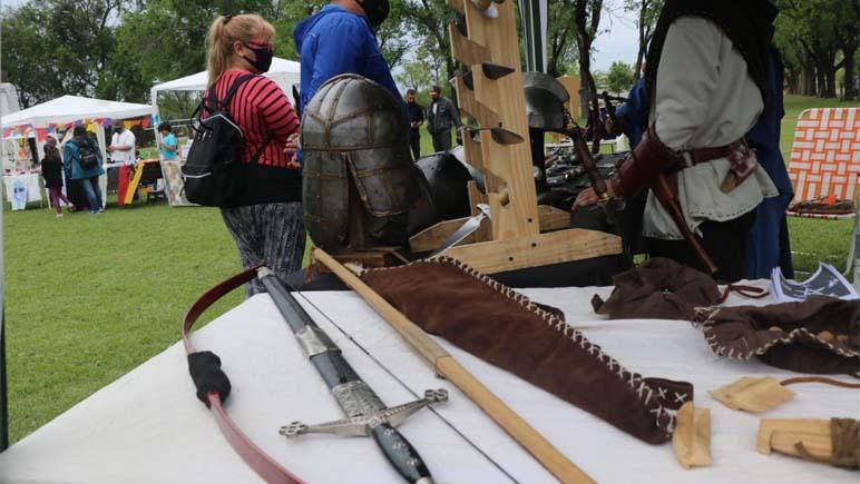 Feria Medieval en Ybarlucea