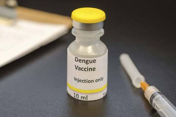 Ya hay una vacuna contra el Dengue